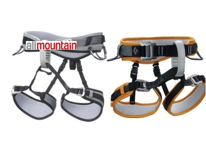 Petzl Klettergurt Adjama Test : Kletterzubehör: gut gesichert und komfortabel in den aufstieg