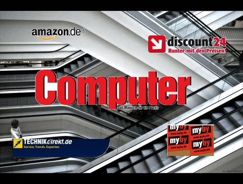 """05cb96a8b369ef Zur Beantwortung dieser Frage erledigte das Magazon """"Computer"""" Testeinkäufe  bei vier Internet-Versandhäusern. Dabei überzeugte der Marktführer  Amazon.de am ..."""