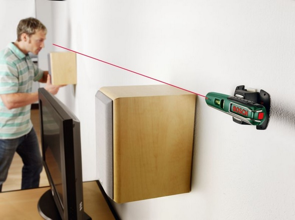 Laser Entfernungsmesser Bosch Funktionsweise : Bosch pll5 testberichte.de