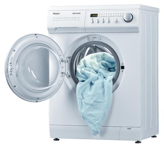 Die MS1050S Von Haier Ist Bereits Fur 200 Euro Zu Bekommen Tendenziell Wird Man Einer Waschmaschine Nicht Viel Erwarten Aber