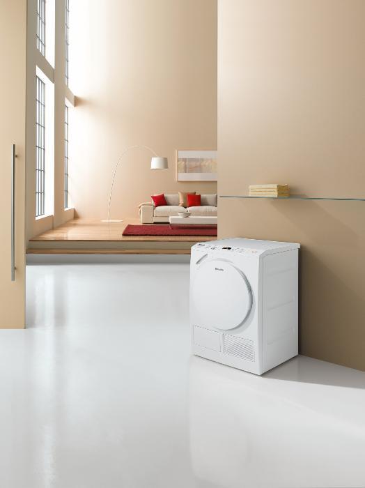 trockner neue generation miele w sche und umweltschonend. Black Bedroom Furniture Sets. Home Design Ideas