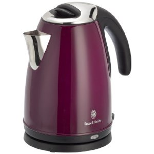 russell hobbs purple passion wasserkocher. Black Bedroom Furniture Sets. Home Design Ideas