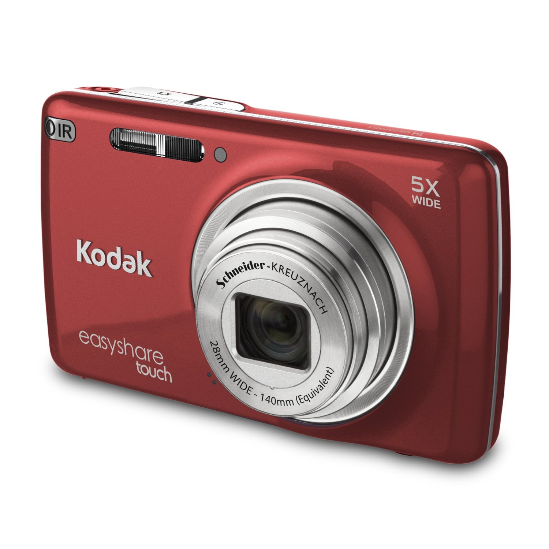 Цифровой фотоаппарат кодак описание