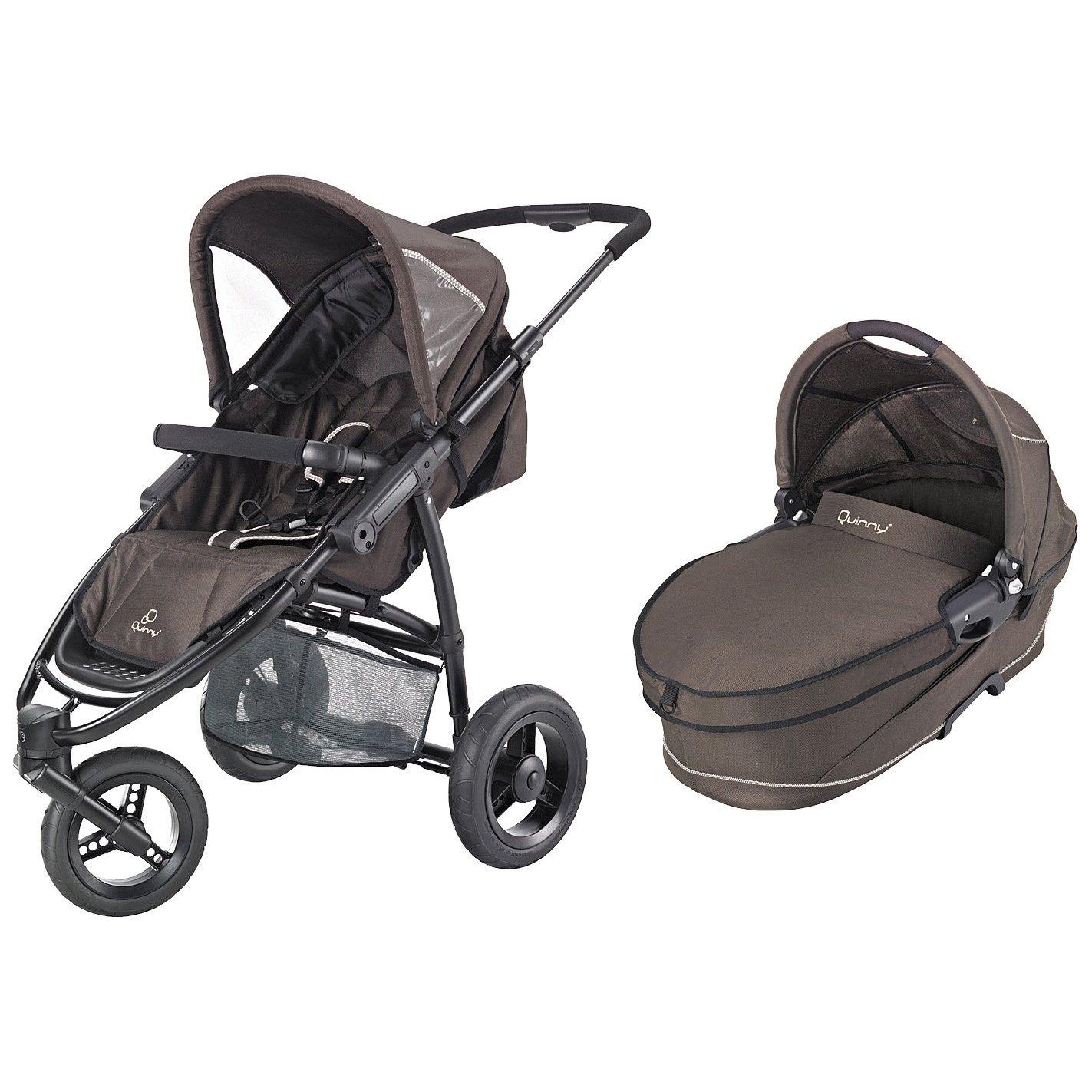 Nieuw Quinny Speedi Set Travelsystem inklusive Kinderwagenaufsatz WC-63