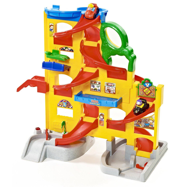Mattel Little People große Auto-Spielbahn   Testberichte.de