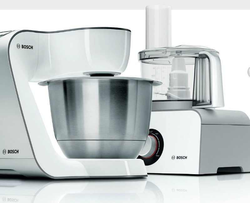Bosch Küchenmaschinen Test: Bestenliste 2019 ▷ Testberichte.de