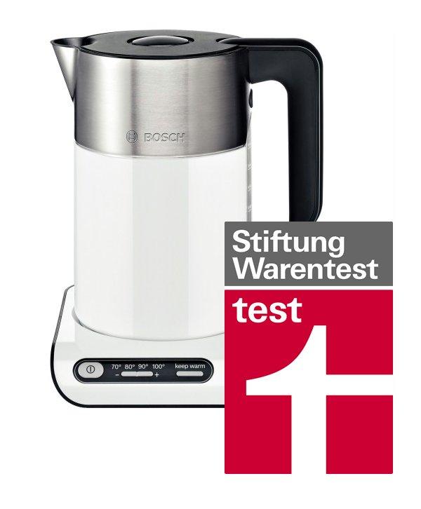 Von Stiftung Warentest Geprufte Wasserkocher Test Testberichte De