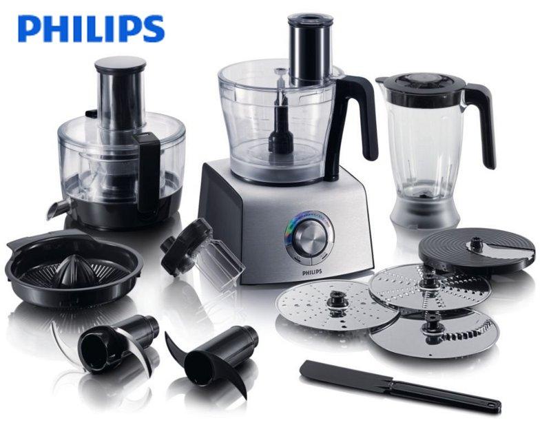 Philips Küchenmaschinen Test ▷ Bestenliste 2018 | Testberichte.de