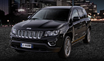 Der Jeep Compass