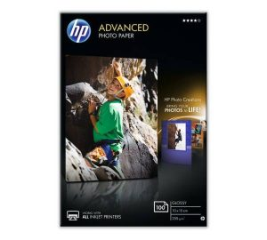 HP Advanced Glossy Photo Paper Q8692A