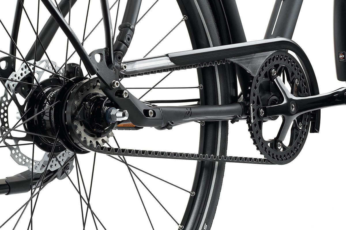 Fahrrad Mit Riemenantrieb Test 2019 Testberichtede