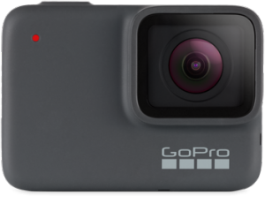 GoPro-Action-Cam Hero7 Silver