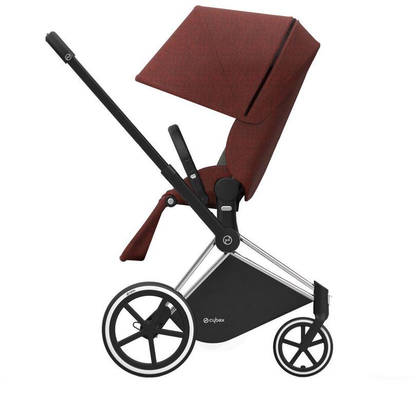 cybex kinderwagen test. Black Bedroom Furniture Sets. Home Design Ideas