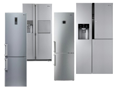 Side By Side Kühlschrank Test 2017 : Lg kühlschränke test ▷ bestenliste testberichte