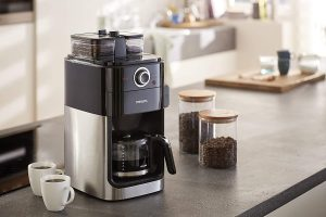 Filter-Kaffeemaschine HD7769/00 Grind & Brew von Philips