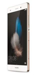 Huawei's mid-range smartphone