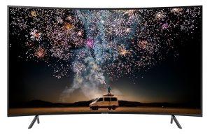 Curved TV UE55RU7379
