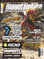 mountainbike rider Magazine - Heft 5/2015