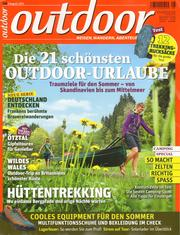 outdoor - Heft 8/2015