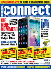 connect - Heft 11/2015