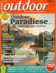 outdoor - Heft 1/2016