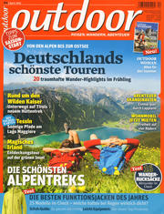 outdoor - Heft 4/2016