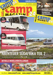 camp24MAGAZIN - Heft 7/2016