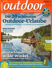outdoor - Heft 8/2016
