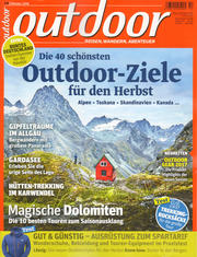 outdoor - Heft 10/2016
