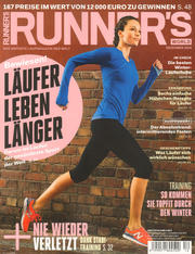 RUNNER'S WORLD - Heft 12/2016