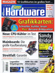 PC Games Hardware - Heft 4/2011