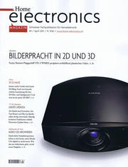 HomeElectronics - Heft 4/2011