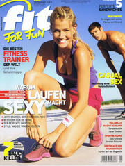 Fit For Fun - Heft 8/2011