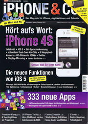 iPHONE & CO - Heft 12/2011