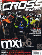 CROSS Magazin - Heft 12/2011