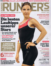 RUNNER'S WORLD - Heft 8/2012