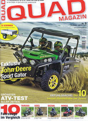 Quad Magazin - Heft Nr. 5 (September/Oktober 2012)