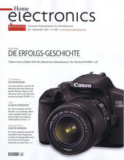 HomeElectronics - Heft Nr. 9 (September 2012)