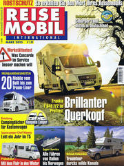 Reisemobil International - Heft 3/2013