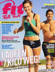 Fit For Fun - Heft 4/2013