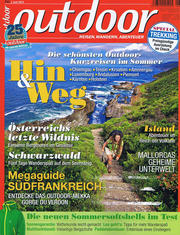 outdoor - Heft 6/2013