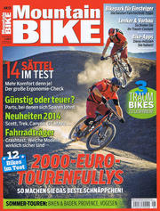 MountainBIKE - Heft 8/2013
