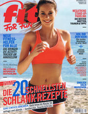Fit For Fun - Heft 9/2013