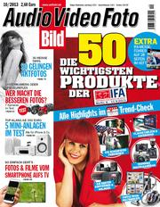 Audio Video Foto Bild - Heft 10/2013