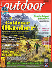 outdoor - Heft 10/2013