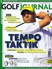 GOLF JOURNAL - Heft 10/2013