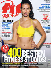 Fit For Fun - Heft 12/2013