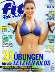 Fit For Fun - Heft 1/2014