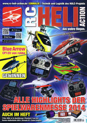 RC-Heli-Action - Heft 4/2014