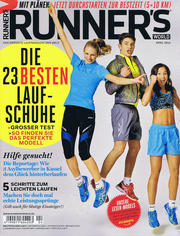 RUNNER'S WORLD - Heft 4/2014
